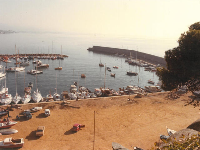 Touristic and fishing port of S. Marinella